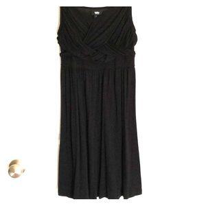 Mossimo women's black dress size medium